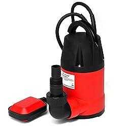 Rotfuchs® Tauchpumpe SPC250.ext für Klarwasser 6000 Liter/h