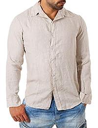f8ce53e4a1cb Suchergebnis auf Amazon.de für: Leinen - Tops, T-Shirts & Hemden ...