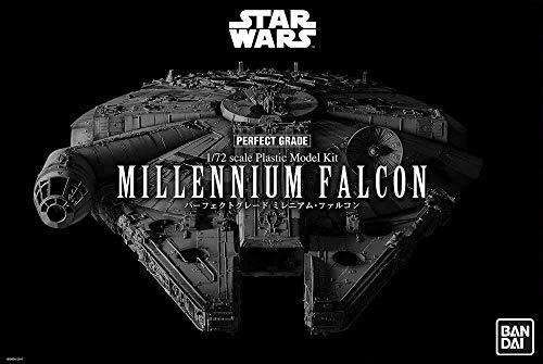 Revell Faucon Millenium Perfect Grade Star Wars Maquette vaisseaux, 1206, Blanc