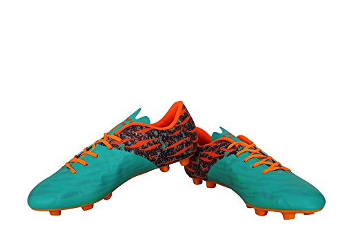 Nivia Destroyer 2.0 498511 Football Shoes (Green)