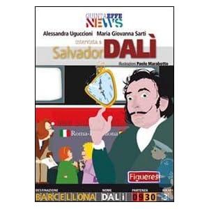Intervista a Salvador Dalì
