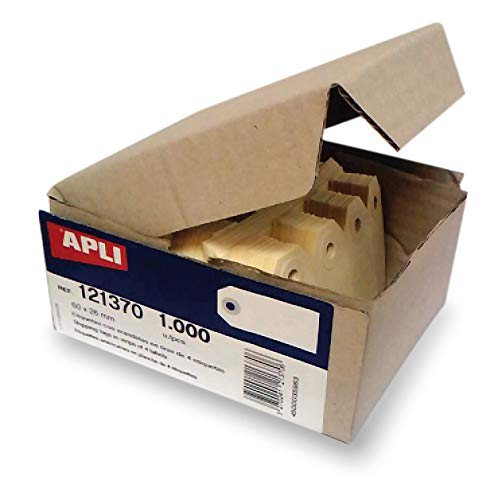 Apli 941773 Caja de 100 forros ajustables 290 mm