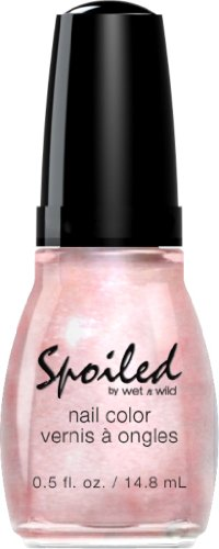 Wet n Wild Spoiled Nail Color Tattle Tell, 1er Pack (1 x 15 ml)