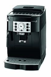 De'Longhi Magnifica S ECAM 22.110.B Kaffeevollautomat | Direktwahltasten und Drehregler | Milchaufschäumdüse | leises Kegelmahlwerk 13 Stufen | Herausnehmbare Brühgruppe | 2-Tassen-Funktion | schwarz
