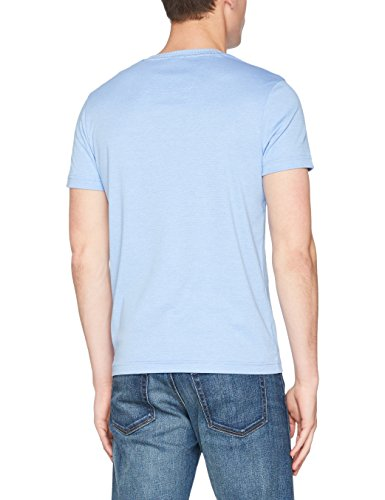 BOSS Athleisure Herren Sporttop Blau (Medium Blue 423)