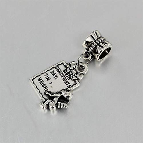 GMANKEE Farbbaby mit Geburtsurkunde Charm Bracelets & Necklaces -