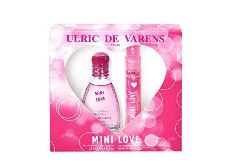 Ulric de Varens LIEBE PARIS MINI EAU DE PARFUM 25ML VAPO. + 20ML VAPO DEPERFUME UAE. -