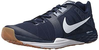 Nike Men's Train Prime Iron Df/Blu-WHT-Grey (9 UK/India)