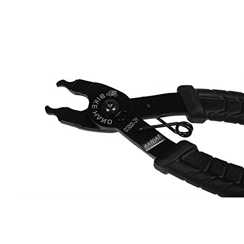 heaven2017Langlebig Fahrrad Kette Button Klemme entfernen Werkzeuge, schwarz - 4