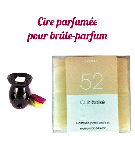 Pastilles de cire parfumée, senteur \
