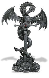 KATERINA PRESTIGE Dragon Negro Epee Base BROHF0846, Multi