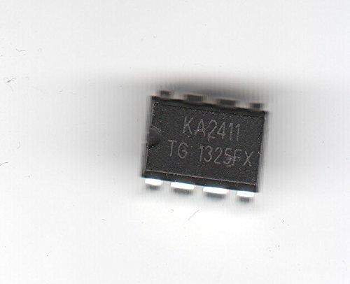 Sourcingmap 400mW 30V DIP 8Pin IC für Telefon Bell Ton Ringer Ersatz, schwarz (10) - Telefon Ringer
