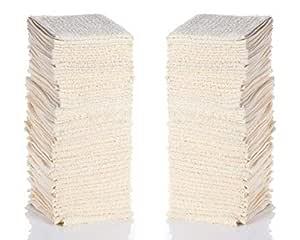 Beige 12x12 12 x 12 24 Pack Simpli-Magic 79220 79217 Washcloths