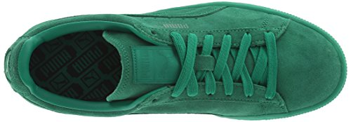 Puma Suede Classic Iced Rubber Mix Fashion Sneakers Ultramarine Green-White