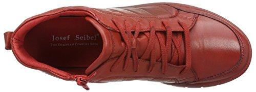 Josef Seibel - Steffi 17, Scarpe da ginnastica Donna Rosso (Rot (Rubin 396))
