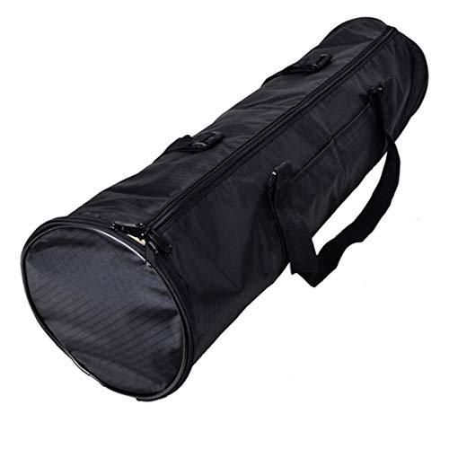 Yoga-Matte Tasche Pune - Fair & ökologisch - Yoga-Tasche - wasserdichte Yoga-Tasche, Turnmatte Tasche, Yoga Rucksack (Yoga-Matte Nicht Einschließlich),Schwarz
