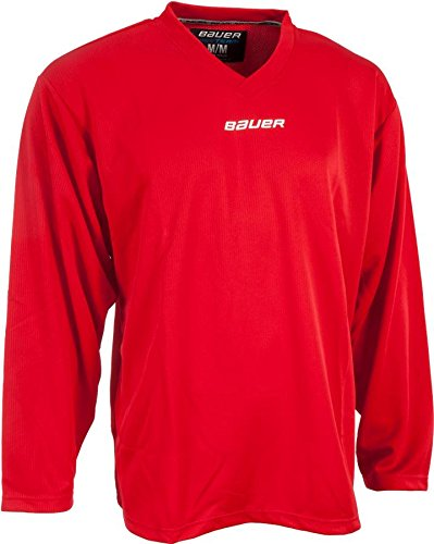 Bauer Core Practice Jersey - Senior - rot - m -
