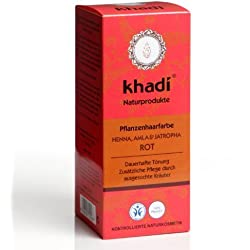 Khadi - Tinte Vegetal Henna, Amla & Jatropha
