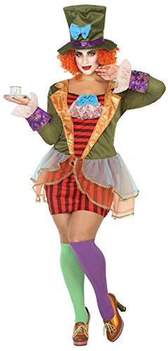 - Mad Hatter Alice Kostüme