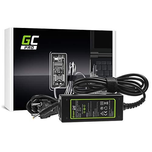 GC PRO Netzteil für HP Compaq Mini 110c-1110EX 110c-1110EZ 110c-1110SA 110c-1110SD Laptop Ladegerät inkl. Stromkabel (19V 2.1A 40W)