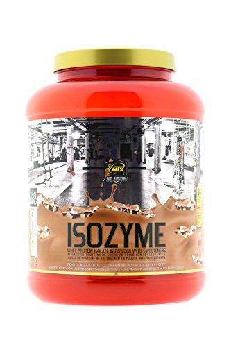 Isozym (1.814 Gr) 4 Lbs Schokolade - Haselnuss - Isolierte Whey Protein durch Ultramikrofiltration (CFM) von einer unglaublichen Qualität