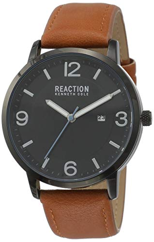 Kenneth Cole Reaction RK50600001 - Reloj de Pulsera para Hombre
