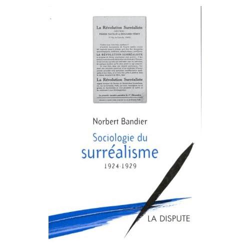 Sociologie du surréalisme, 1924 à 1929