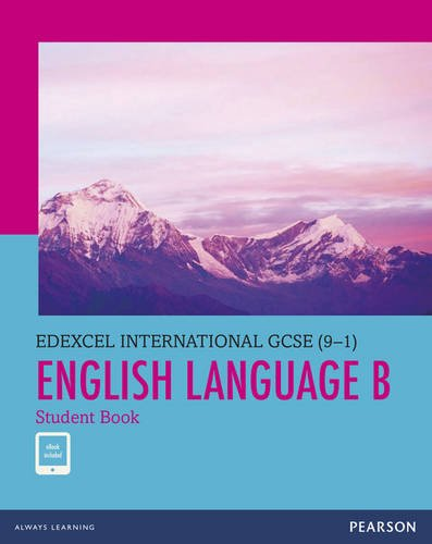 Edexcel International GCSE (9-1) English Language B Student Book: print and ebook bundle