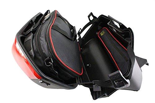 Koffer Innentaschen für Ducati Multistrada 1200 bis einschl. 2014