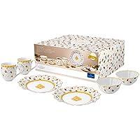 Villeroy Boch Toys Delight-Set de Desayuno (6 Piezas) Porcelain Premium, Blanco, 6tlg (14-8585-9075)