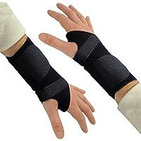 Kurtzy 2 Pc Fortgeschritten handgelenkbandage handgelenkschiene mit schiene bandage für schmerzlinderung für Karpaltunnelsyndrom... preisvergleich bei billige-tabletten.eu