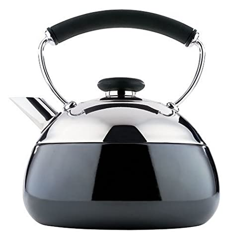 Copco Fusion 2-Quart Polished Stainless Steel Teakettle by Copco