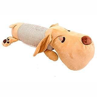 ACO Polymer Products Gebärmutter Auto-Sicherheitsgurt-Puppe-Kissen-Auflage-Abdeckung für Kinder Baby (Brown)