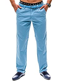 BOLF – CHINOS – Pantalons pour hommes - GLO STORY 6188 - Homme