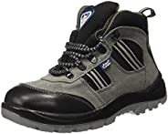 Allen Cooper AC 1157 Hi-Ankle Safety Shoe (Size 10 UK/India)