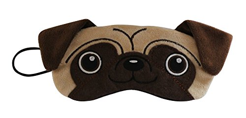 Pug-Dog-Plush-Comfortable-Sleep-Eye-Mask