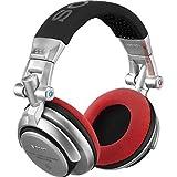 Zomo Polster/Earpad / Cuscinetti di ricambio per cuffia Sony MDRV700 rosso