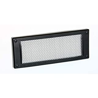 Mousemesh Small Black Pest Proofing Air Brick Vent Cover