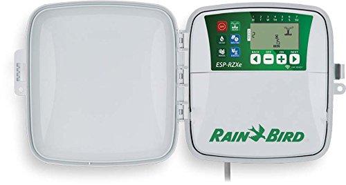 RAIN BIRD RZXe6 Steuergerät - 6 Zonen Steuergerät Outdoor Wifi fähig