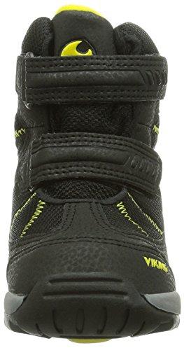Viking Toasty Gtx, Chaussures de multisports outdoor mixte enfant Noir