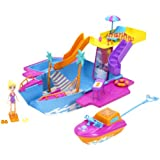 Mattel Y6717 Polly Pocket - Tropical party Yacht