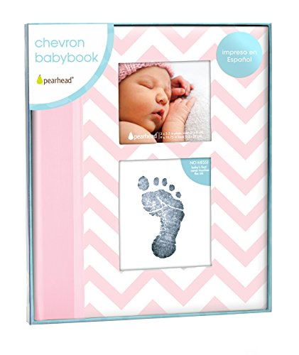 Pearhead P62214 - Libro bebé