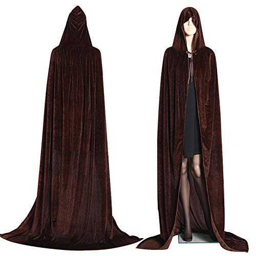 TIKENBST Disfraz De Capa De Halloween Niños Brujas
