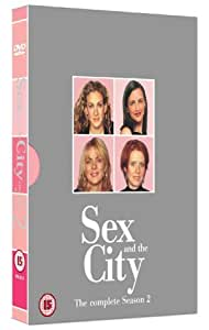 Sex and the City: Complete Series - Seasons 1 - 6 Blu-ray