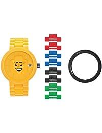 Lego - Montre Lego adulte Happiness - Homme - Jaune