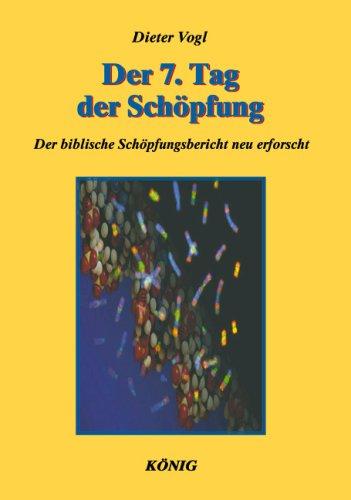 ung in 3 Bänden. Die Geschichte der Evolution in neuer Sicht: Die Tage der Schöpfung, Bd.3, Der 7. Tag der Schöpfung ()