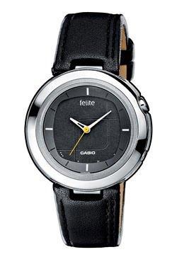 Casio Damenuhr Felite Funkuhr LWQ-300LE-1EER
