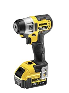 DeWalt 4457417 Visseuse à chocs sans balai 18 V