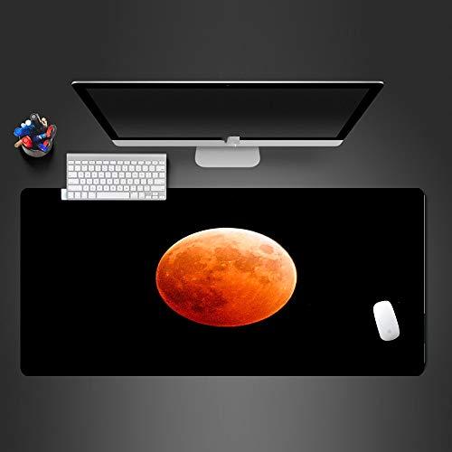 clipse Mauspad Ultra Hd Gedruckt Gummi Mauspad Pc Computer Spiel Mauspad Spiel Zubehör Mause Pad 900*400*3Mm ()