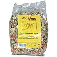 Bionsan Sopa Juliana con Algas - 6 Paquetes de 200 gr - Total: 1200 gr